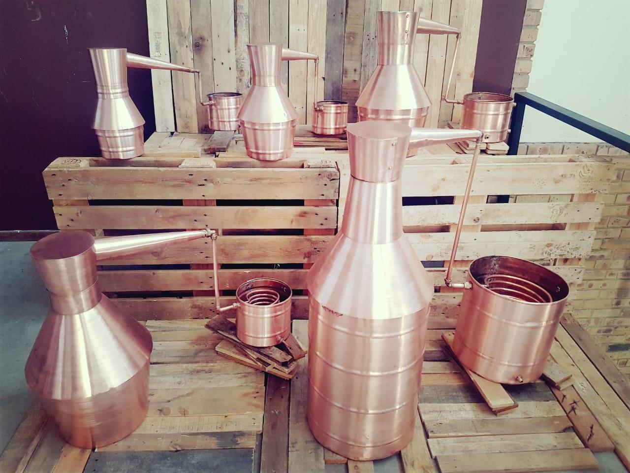 Kentucky Copper Pot Stills