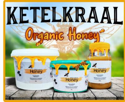 Raw Untreated Honey