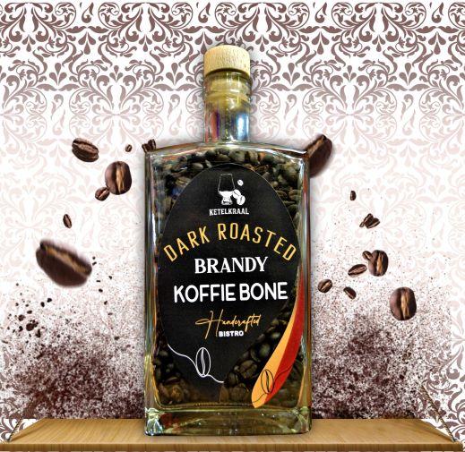 Brandy Infused Koffie Bone